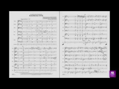 Radioactive arranged by Larry Moore