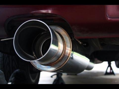 95-98 Nissan 240SX Exhaust Comparison (Megan Racing Long Tip Turbo Vs. Apexi N1 Evolution)