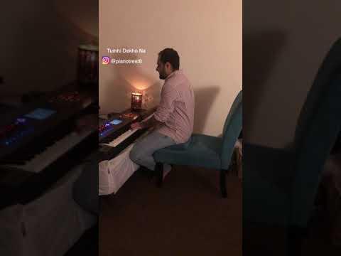 Tumhi Dekho Na | Soul Cover | Piano Treat | Kabhi Alvida Naa Kehna (2006)