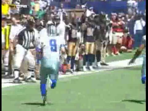 Tony Romo is the man Video