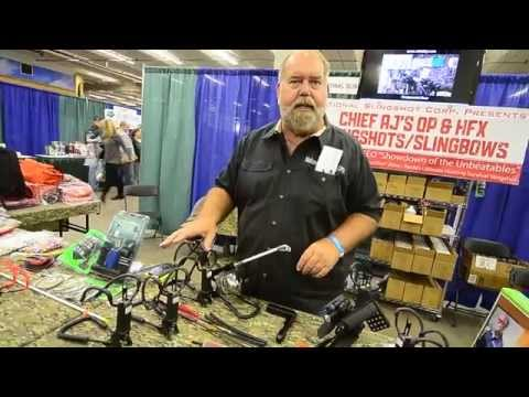 HFX Slingbows by National Slingshot Corp