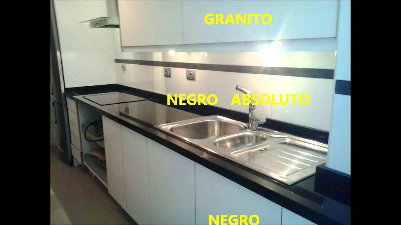 Encimeras de cocina natural youtube - Encimeras de cocina ...