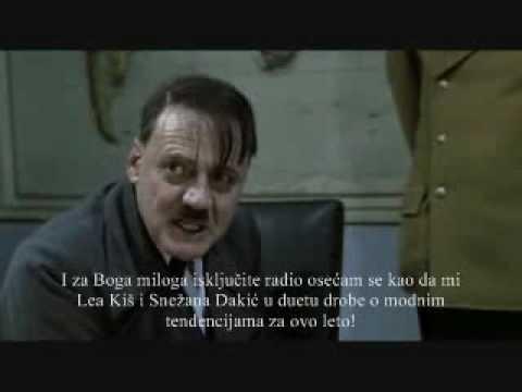 Hitler komentariše spot  Insomnia  Jelene Karleuše