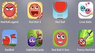 Red Ball Legend,Red Ball 5,Red Ball,Love Balls,Red Ball,Catch Candy,Red Ball 6 Run