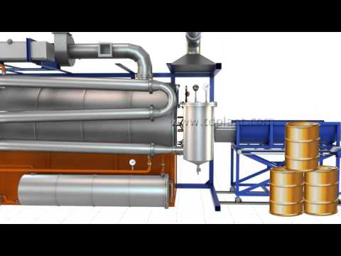 TDP-1 plant process description