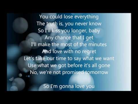 [Lyrics] Like I'm Gonna Lose You  - Jasmine Thompson