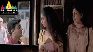 Sakhi Movie Madhavan and Shanti College Scene | Madhavan, Shalini | Sri Balaji Video