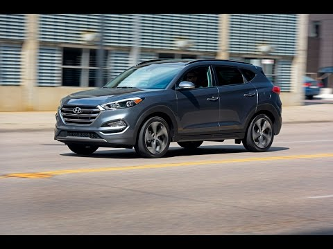 Lastest 2016 Hyundai Tucson Review Ratings Specs Prices And