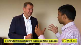 Joerg Mommertz | Interview | Autocar Professional