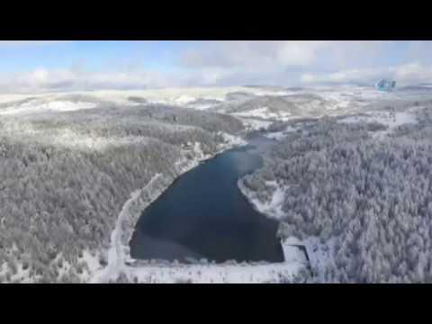 Eflani'nin Eşsiz Doğası Havadan Görüntülendi