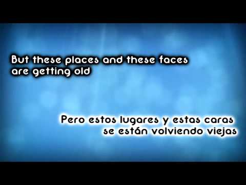 Daughtry - Home (ingles - Español) video