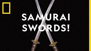 Samurai Sword - Linked | Explorer