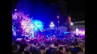 2014 Barcelona Pride 06 Street FOAM Party longer...