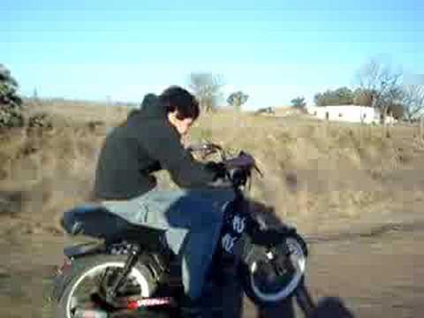 zanellas 50 cc a 100 kmh