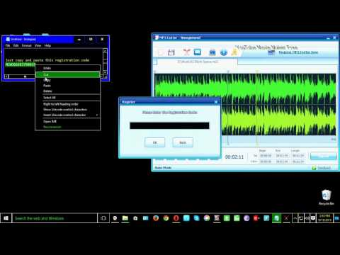 Registration for MP3 CUTTER for FREE - 100% WORKING