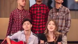 """4th Ave and Elle Winter cover """" Beautiful """" By Bazzi and Camila Cabello"""