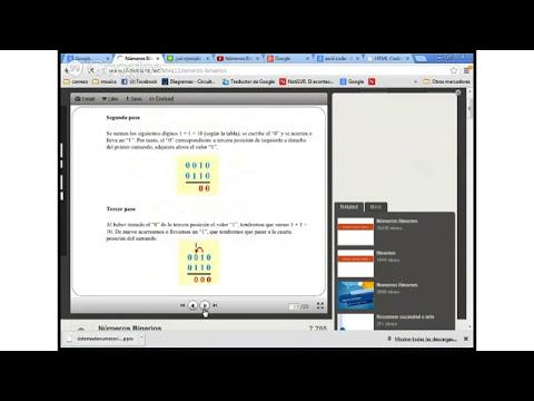 Sistemas Digitales Números Binarios - Compartiendo Tips de Electrónica