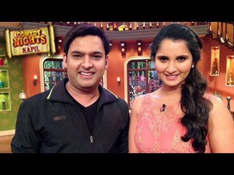 Comedy Nights SANIA MIRZA SPECIAL in Comedy Nights with Kapil 10th November 2013 FULL EPISODE