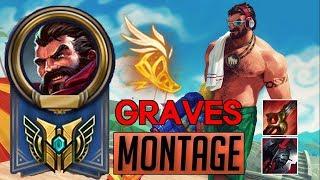Graves Montage 7 - Best Graves Plays | League Of Legends Mid