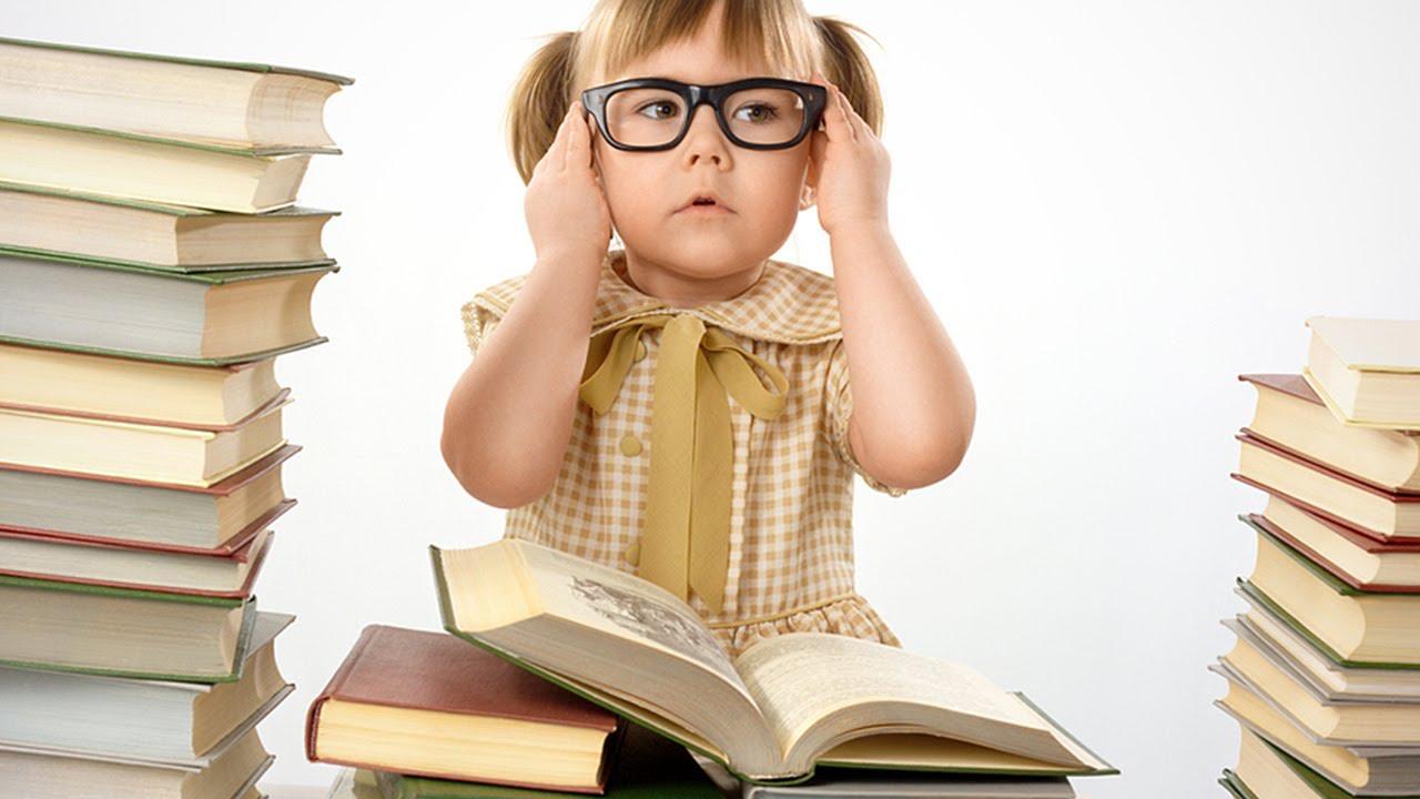 Интеллект у детей фото