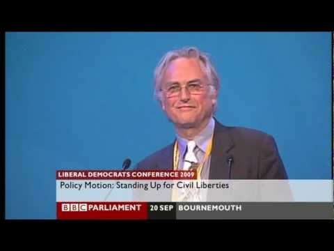 Richard Dawkins: Keep Libel Laws OUT of Science