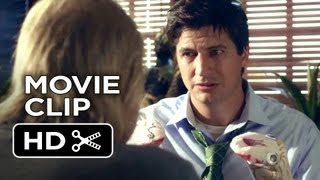 Bad Milo! Movie CLIP - Sock Puppet Therapy (2013) - Ken Marino Comedy HD