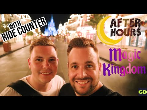 After Hours at Magic Kingdom: An Honest Review