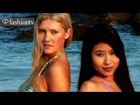 FTV - Japan | Panamaz Beach Bikini Photoshoot with Paul Stevens, Shirahama | FashionTV