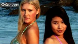 FTV - Japan | Panamaz Beach Bikini Photoshoot with Paul Stevens, Shirahama | FashionTV - FTV.com