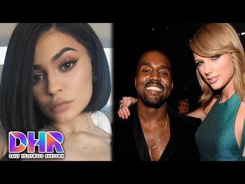 Kylie Jenner Debuts BUTT Tattoo - Taylor Swift Officially WINS Kimye Fight? (DHR)