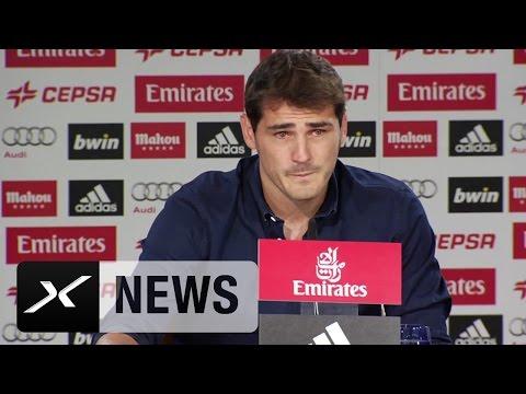 Iker Casillas wechselt zum FC Porto: Der emotionale Abschied | Real Madrid