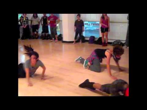 Nicki Minaj - Massive Attack Choreography by: Dejan Tubic