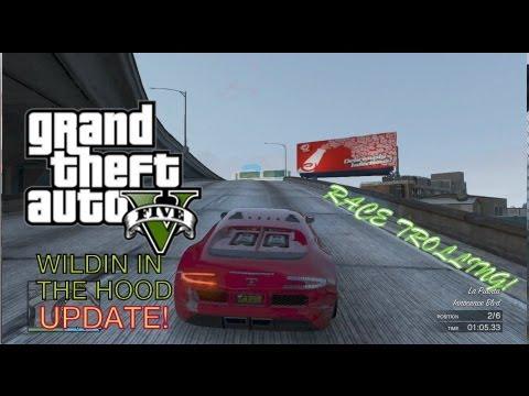 GTA Online: Wildin In The Hood Update