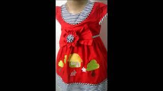 Grosir Baby Dress 6-12 Months