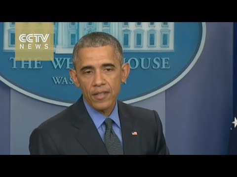 Obama vows to defeat ISIL at year-end presser