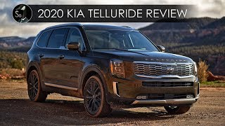 2020 Kia Telluride Quick Review | Big Ole Softy