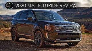 2020 Kia Telluride Quick Review | Big Ole Softy