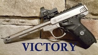 SMITH AND WESSON VICTORY REVIEW