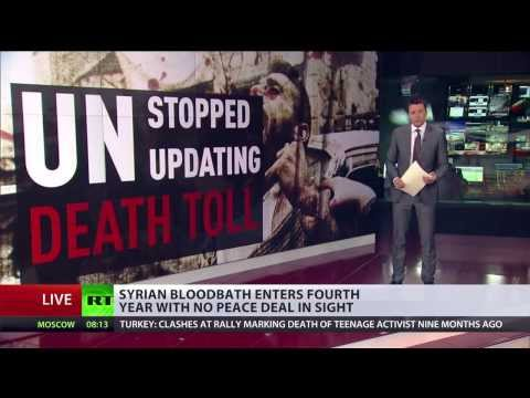 3 Years Of War: Syria bloodbath continues with no peace deal in sight