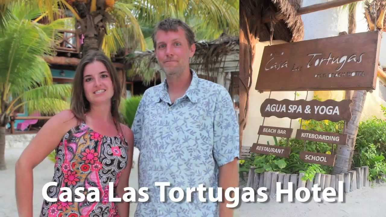 Lodging review casa las tortugas hotel holbox mexico youtube - Holbox hotel casa las tortugas ...