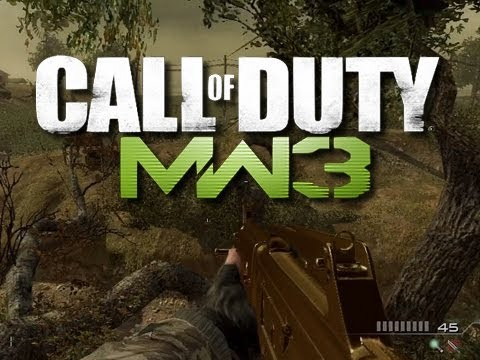 MW3 - 1v1 Quick Scope Trolling!