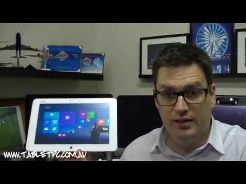 Fujitsu Stylistic Q584 - Windows 8 tablet for business and enterprise