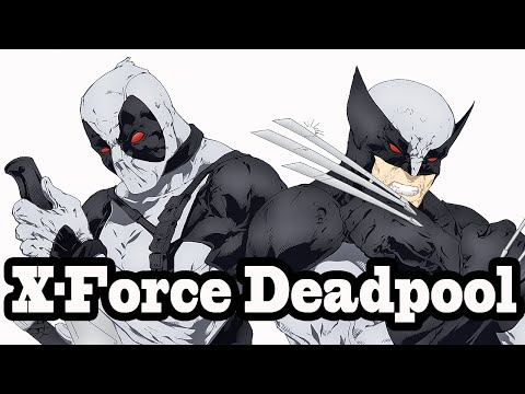 Marvel Super Hero Squad Online X-Force Deadpool Review- HD