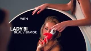 Septième Ciel - Lady Bi G5 Fun factory - Vibromasseur double stimulation