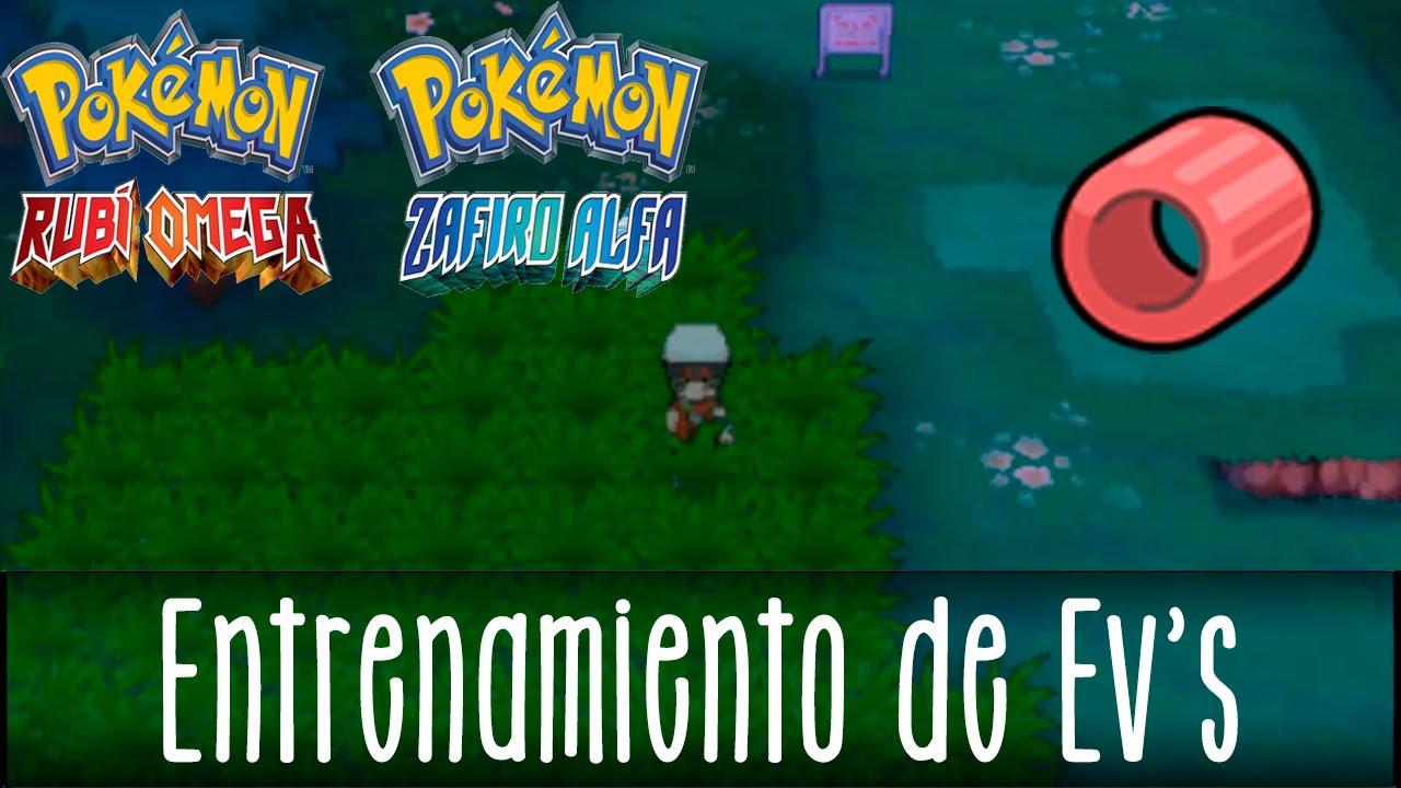 Guia Otorgales Buenos Evs Tus Pokemon