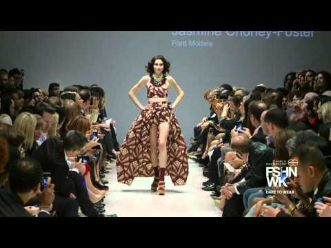 DARE TO WEAR LOVE - WORLD MASTERCARD FASHION WEEK FALL 2012 COLLECTIONS