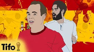 FIFA World Cup 2018™: How Spain May Line-Up