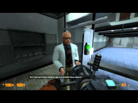 Black Mesa - Gluon Gun
