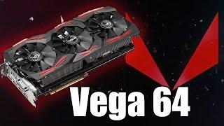 Gameplay com a Vega 64! O que dá pra jogar na Asus ROG Strix Radeon RX Vega 64 OC