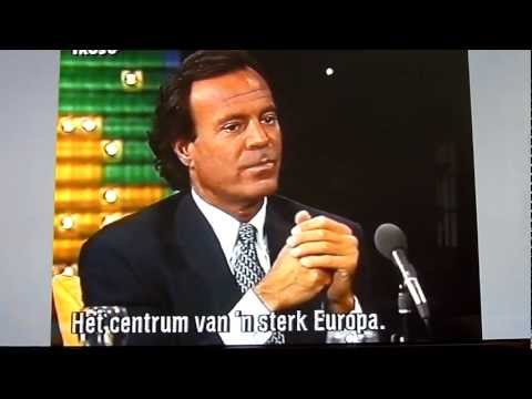 Julio Iglesias interview TV-show